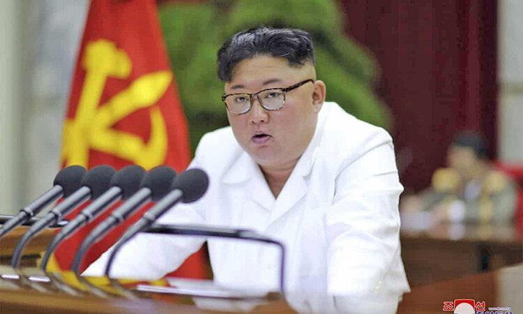 دستور کیم برای شروع اقدام های تهاجمی ، پاسخ پیونگ یانگ به وقت کشی آمریکا