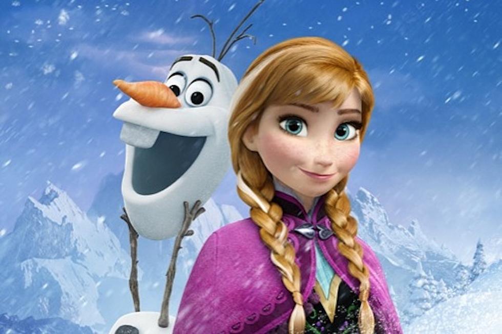 یخ زده سومین انیمیشن پرفروش تاریخ