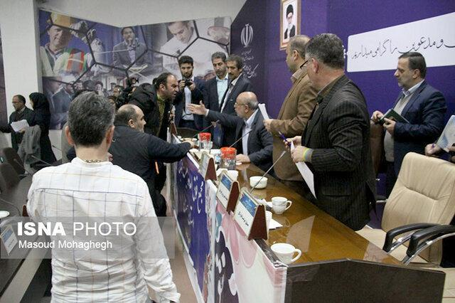جنجال در مجمع فوق العاده و رای به یک ابقا پرحاشیه در فوتبال استان سمنان