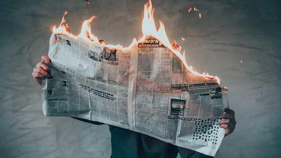 چگونه تاثیر روانی اخبار ناگوار را کنترل کنیم؟