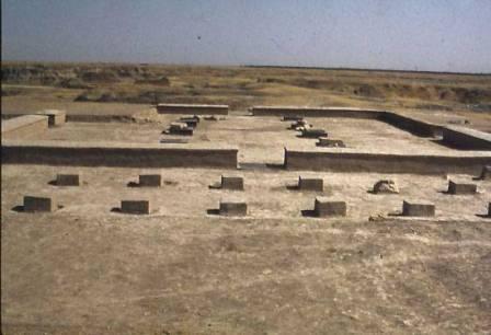 آشنایی با یکی از پایگاه های مهم دوره هخامنشی در خلیج فارس، کاخ کوروش در کدام استان است؟