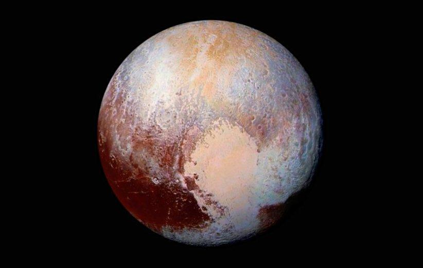 وزش باد در پلوتو با تپش قلب یخی این سیاره کوتوله