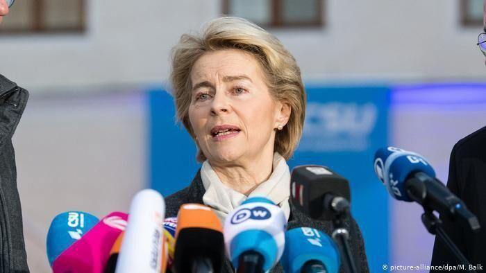 خبرنگاران رییس کمیسیون اروپا: برای یاری به ایتالیا مقابل کرونا، همه کار می کنیم