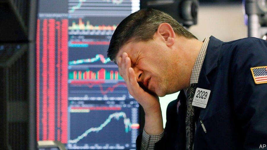 بدترین روز سقوط بورس در قرن 21