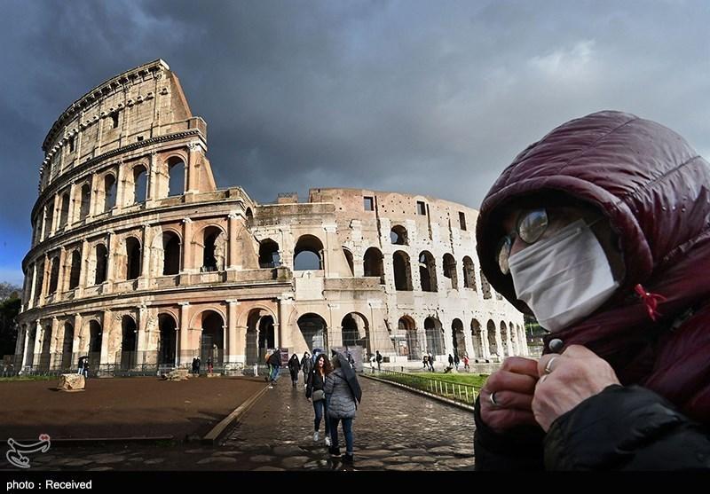 مرگ 475 بیمار مبتلا به کرونا در ایتالیا طی 24 ساعت گذشته