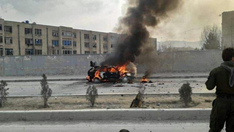 مرگ 8 غیر نظامی در انفجار افغانستان