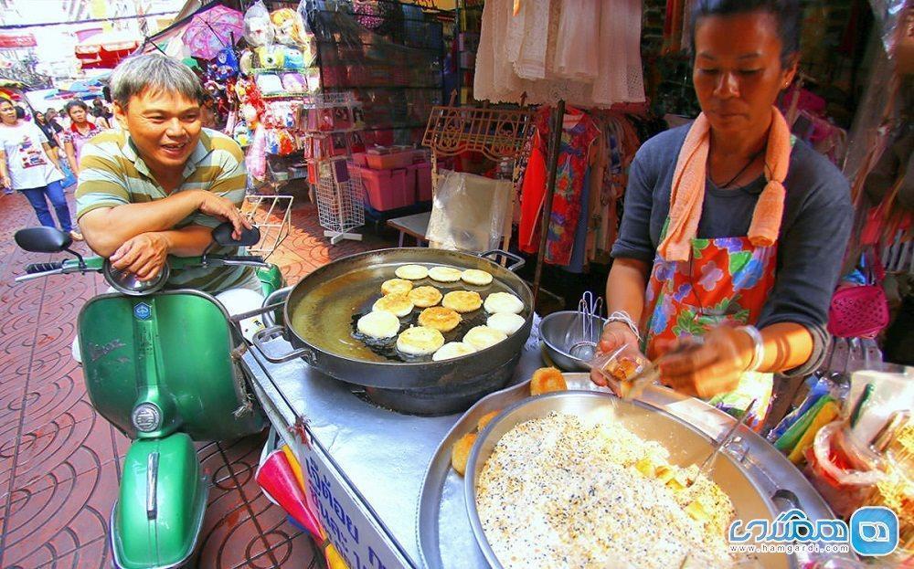 بازار سمپنگ؛ بازاری معروف و دیدنی در قلب بانکوک