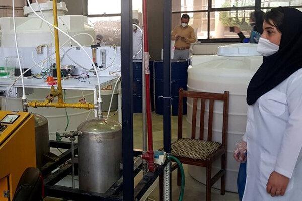 شهرکی برای تکمیل زنجیره نفت ، آناهیتا از خواب 14 ساله بیدار می شود