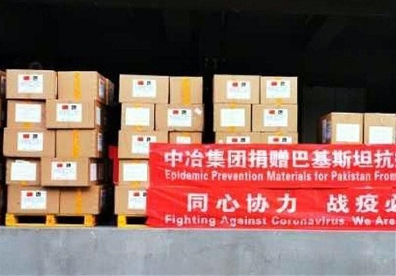 محموله های کمکی چین به دست سوریه رسید
