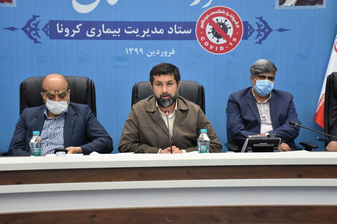 خبرنگاران آرایشگاه ها و سالن های ورزشی خوزستان فعالیت خود را از سر می گیرند