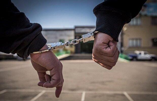 دستگیری 3 شرور سابقه دار در چرداول