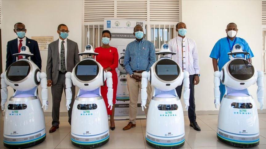 رواندا با فناوری به جنگ کرونا می رود