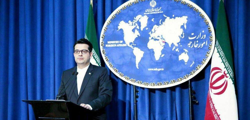 ایران از اقدام طالبان در افغانستان استقبال کرد