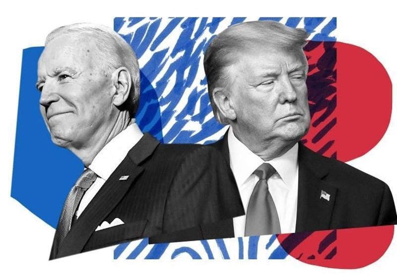 پیشتازی 10 درصدی بایدن نسبت به ترامپ در تازه ترین نظرسنجی