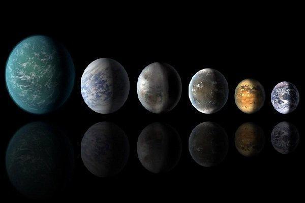 کشف 45 سیاره دوردست مشابه زمین که آب مایع دارند