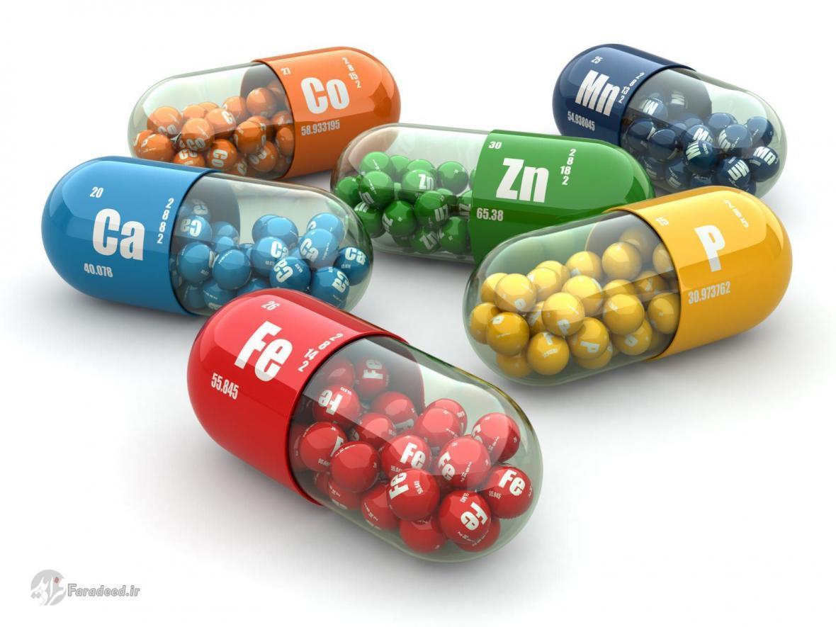 تاثیر ویتامین ها برای افزایش سیستم ایمنی بدن در مبارزه با کرونا