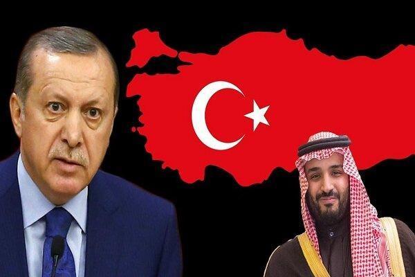 مقام سعودی: کالاها و محصولات ترکیه را تحریم کنید