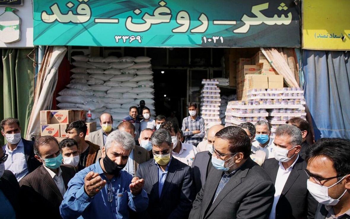 خبرنگاران 4500 تن برنج و روغن در خراسان رضوی توزیع می شود