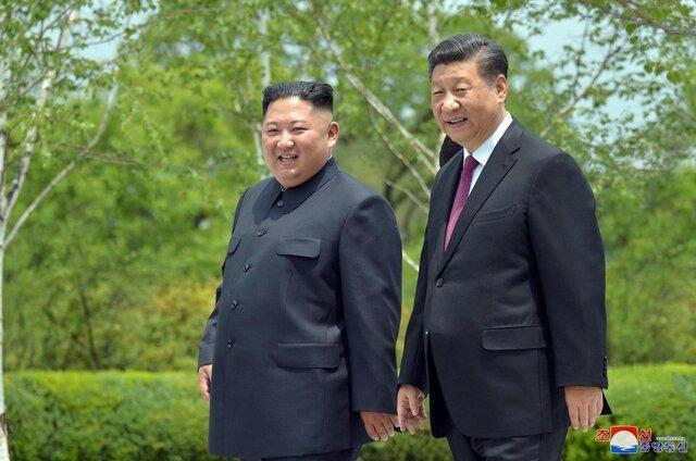 شی جینپینگ به تعمیق روابط با کره شمالی وعده داد