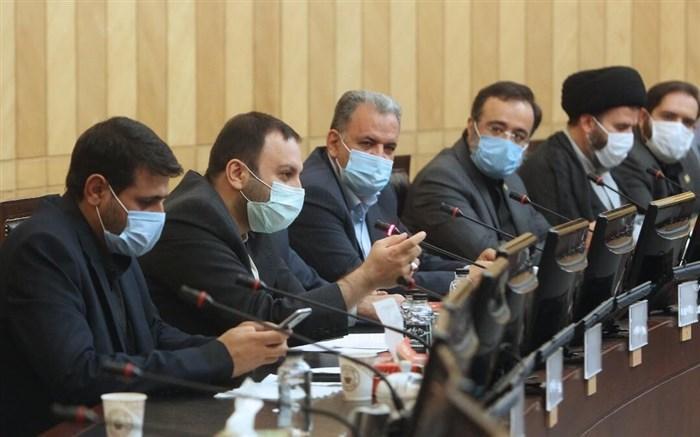 آنالیز مسائل پردیس در فراکسیون مدیریت شهری مجلس