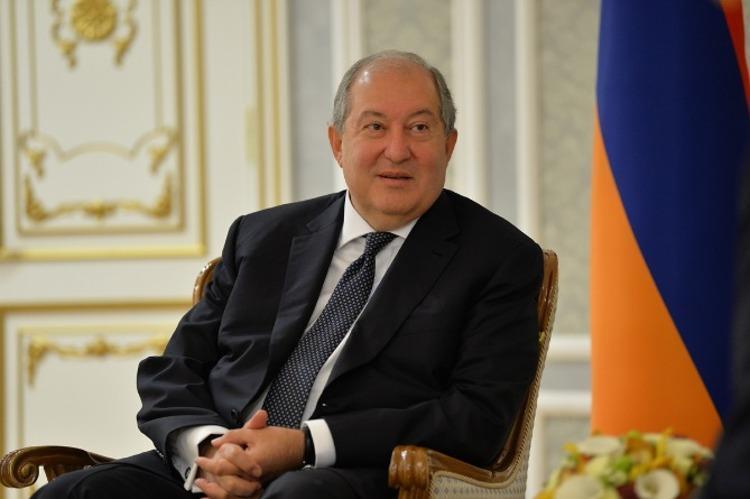 رئیس جمهوری ارمنستان: از توافق قره باغ اطلاعی نداشتم