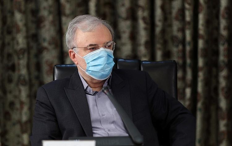 وزیر بهداشت: تصمیمی برای تعطیلی حرم ها نگرفته ایم