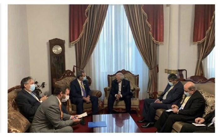 ملاقات ظریف با وزیر خارجه شیلی