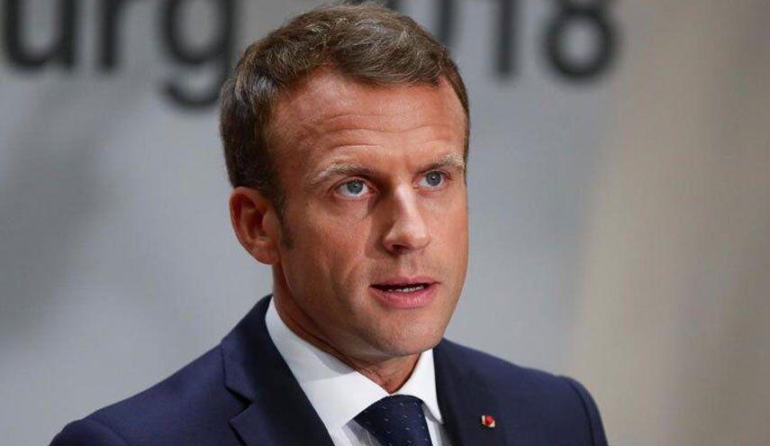 خبرنگاران رییس جمهوری فرانسه باردیگر به لبنان سفر می نماید