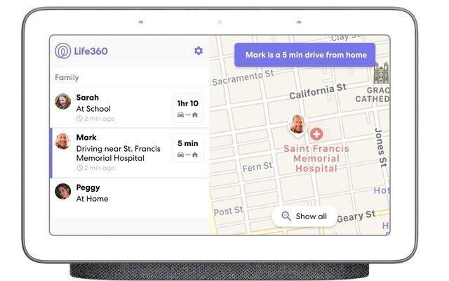ردیابی والدین با دستیار گوگل