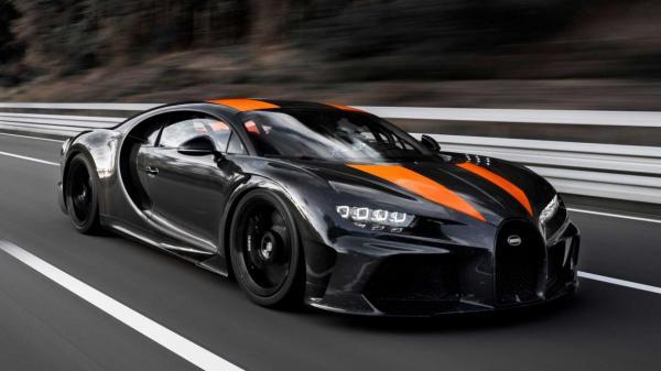 14 خودروی فوق سریع در دنیا