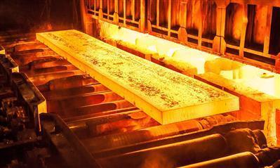 افزایش تولید 13 درصدی شمش و 8 درصدی محصولات فولادی