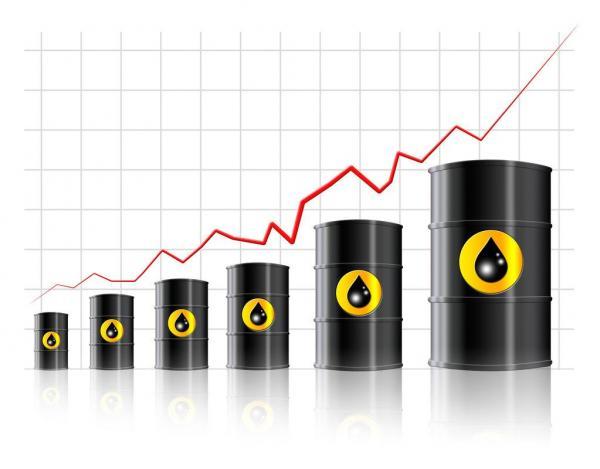 نرخ نفت به بالاترین سطح از فوریه رسید