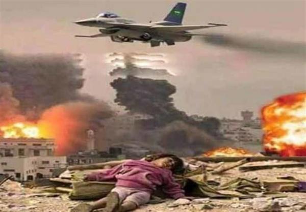 حمله توپخانه ای و موشکی ائتلاف سعودی به غیرنظامیان یمن