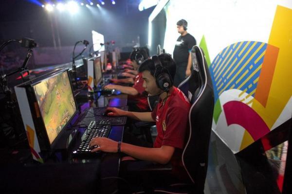 خبرنگاران حضور بازی های ورزشی رایانه ای در جدول مدالی بازی های آسیایی چین