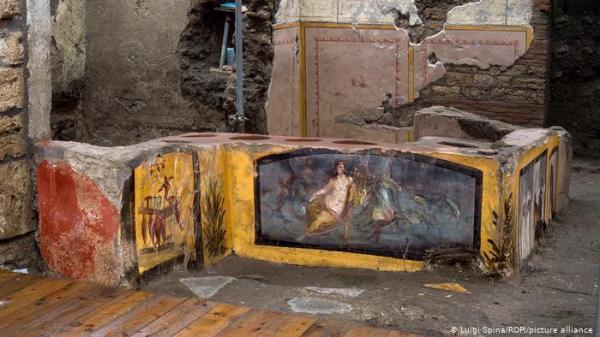 فست فود دوهزارساله در رُم
