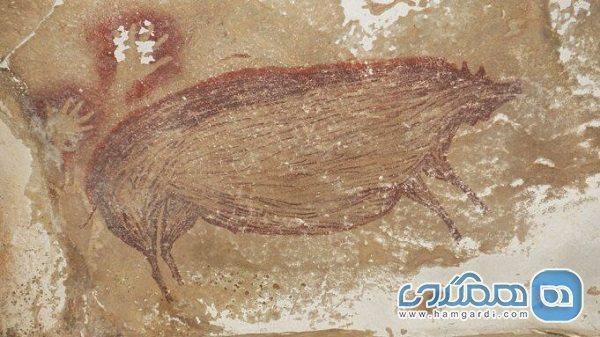 اعلام کشف قدیمی ترین غار نگاره تاریخ