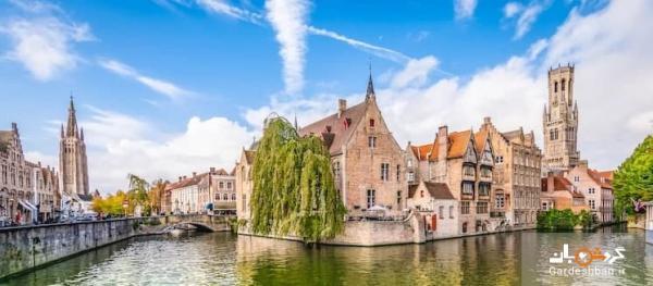 6 شهر قرون وسطایی که از اروپا به ارث رسیده اند