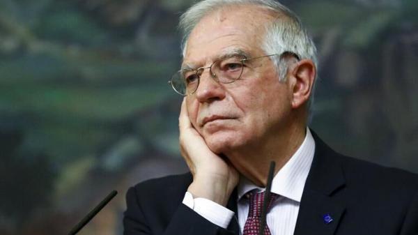 خبرنگاران بورل روسیه را تهدید به تحریم کرد