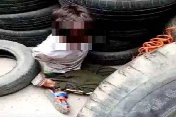 عاملان کودک آزاری در نیشابور بازداشت شدند