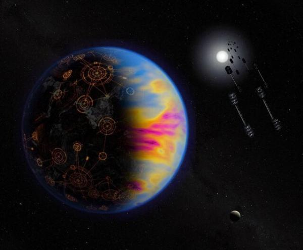 بررسی جو سیارات برای یافتن فرازمینی ها!