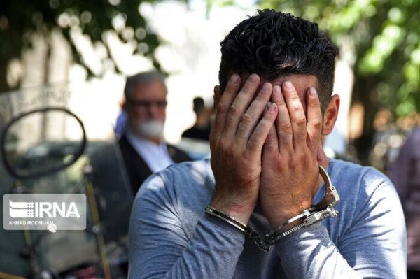 خبرنگاران مزاحم شرور قمه به دست کمتر از 24ساعت در دماوند دستگیر شد
