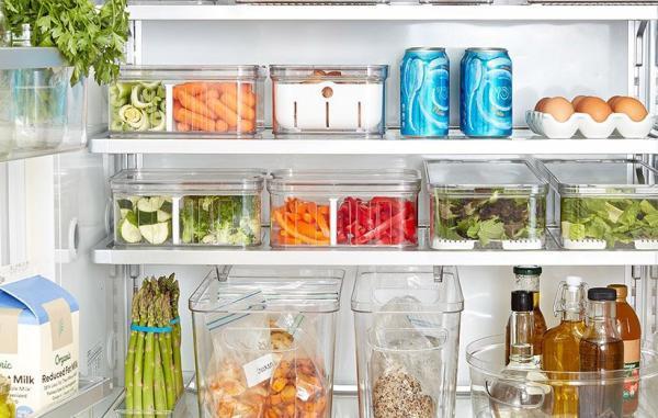 12 نکته برای تمیز کردن و از بین بردن بوی بد یخچال و فریزر