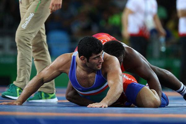 علیرضا کریمی با مدال نقره به کار خود خاتمه داد
