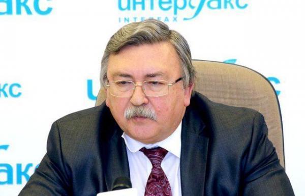 اولیانوف: نباید فرصت بازیابی اجرای کامل برجام را از دست بدهیم