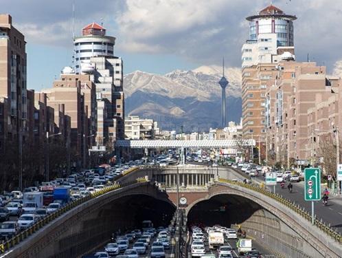 هوای تهران پاک است، تداوم کاهش دمای هوای پایتخت خبرنگاران