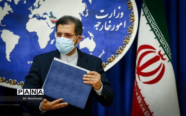 سخنگوی وزارت خارجه: روابط راهبردی با چین، اصالت و اهمیت ویژه ای برای ایران دارد