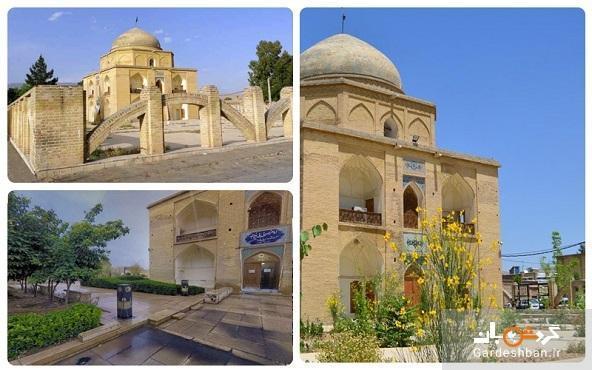 آرامگاه یا بقعه بی بی دختران؛ جاذبه ای متفاوت در شیراز