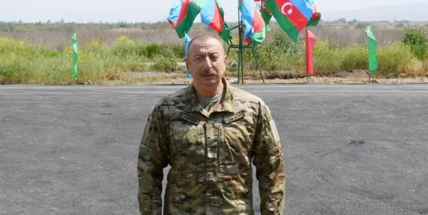 علی اف: مرز ایران با جمهوری آذربایجان مرز دوستی و همکاری است