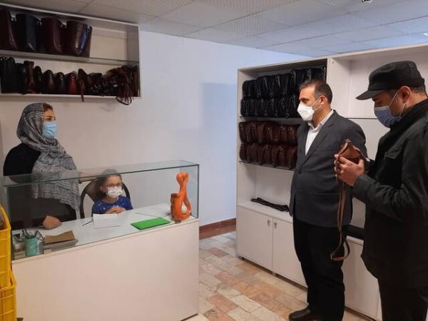 تولیدات چرمی دست دوز، رشته پرمتقاضی طرح توسعه مشاغل خانگی در اردبیل