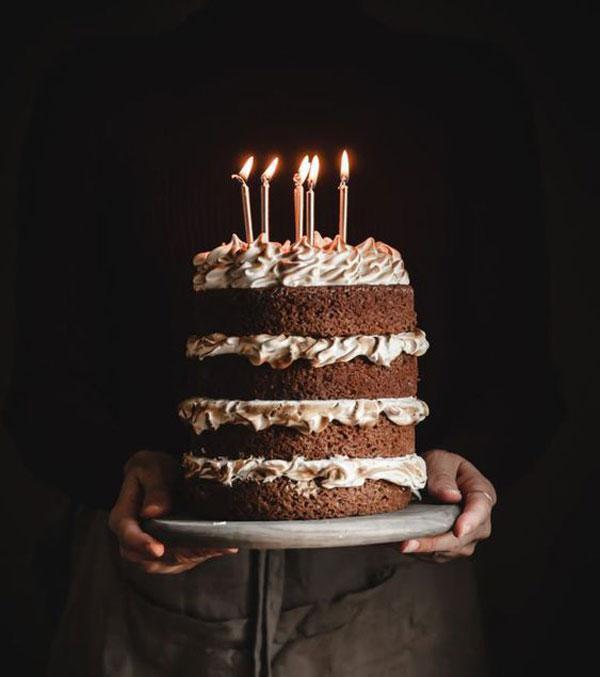 طرز تهیه کیک تولد خانگی با تمام فوت و فن ها